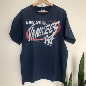 Vintage 1999 New York Yankees MLB Baseball Shirt